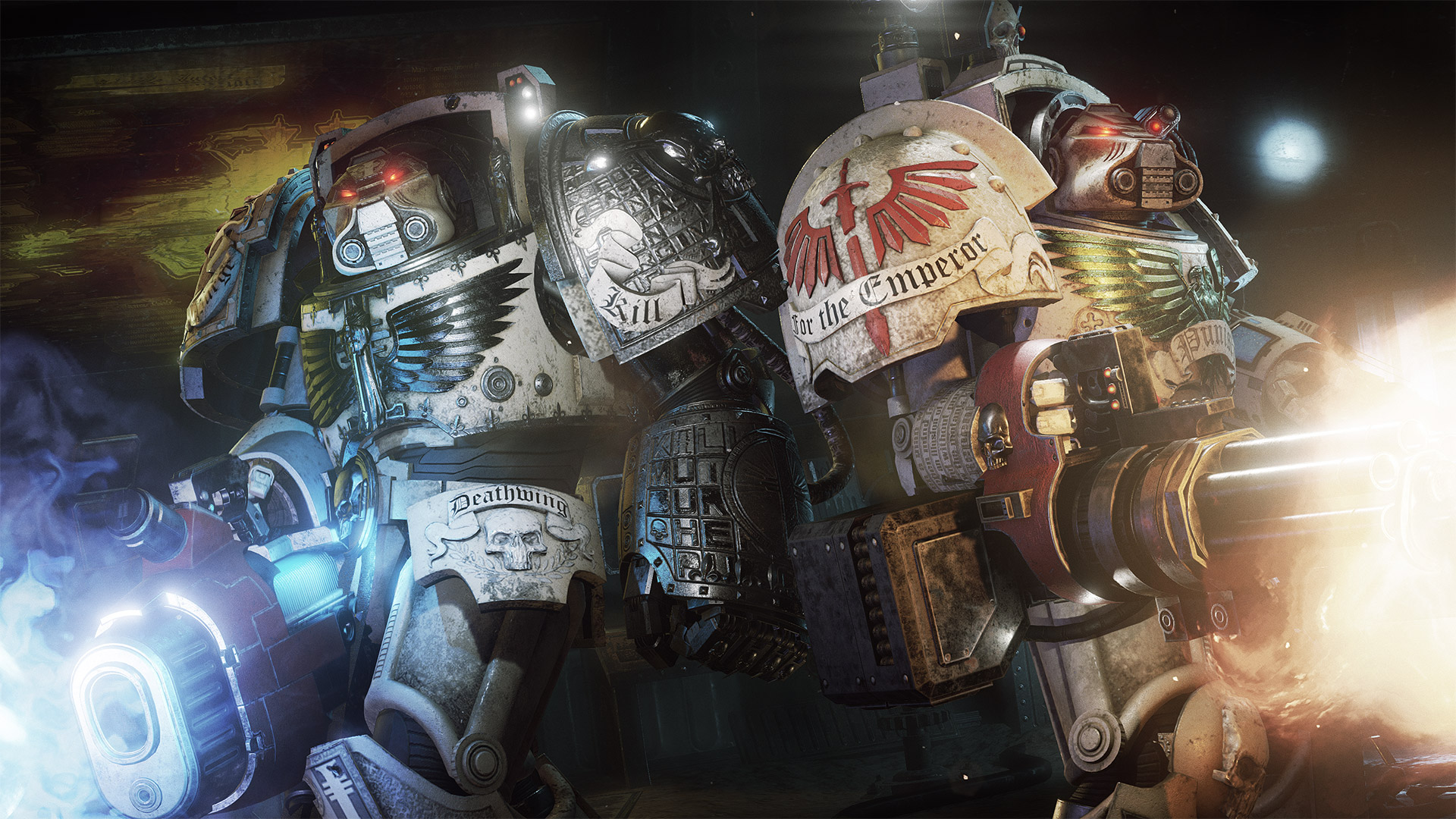 Space Hulk: Deathwing Enhanced Edition Free Download ~ CODEXPCGames