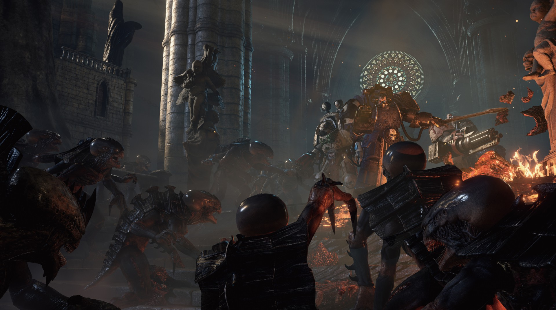 Space Hulk: Deathwing Screenshot 2