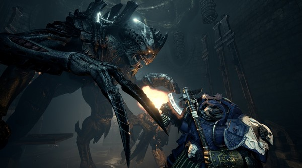 Space Hulk: Deathwing (RUS) [L]
