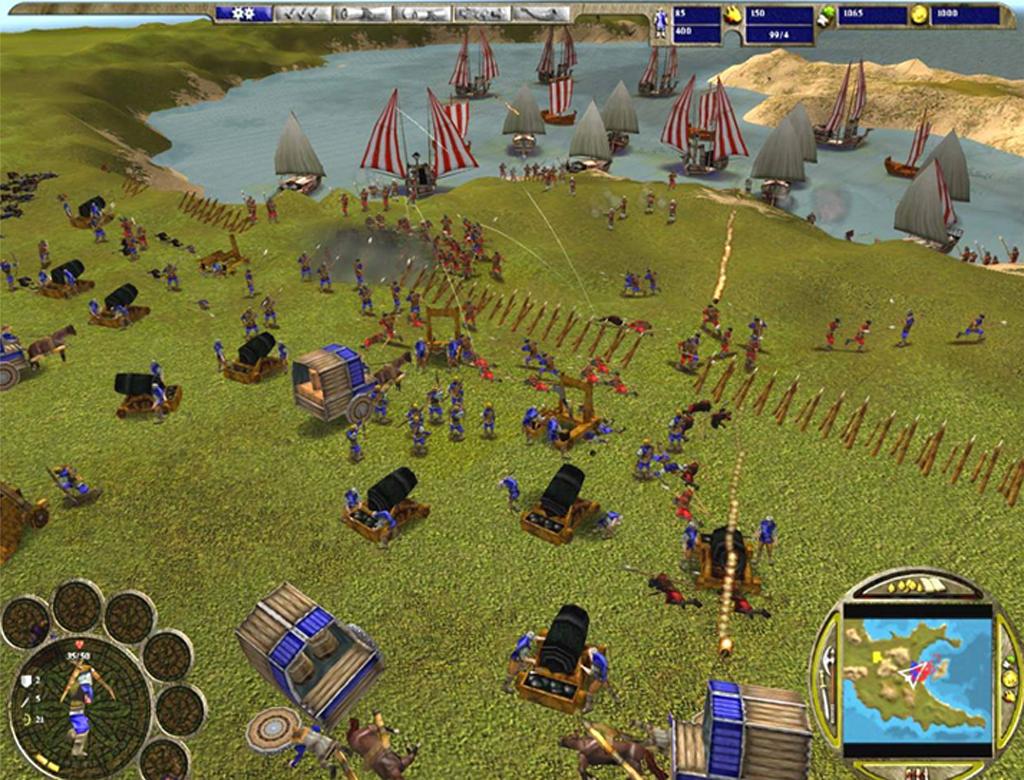 Warrior Kings: Battles screenshot