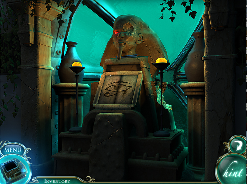 Empress Of The Deep screenshot