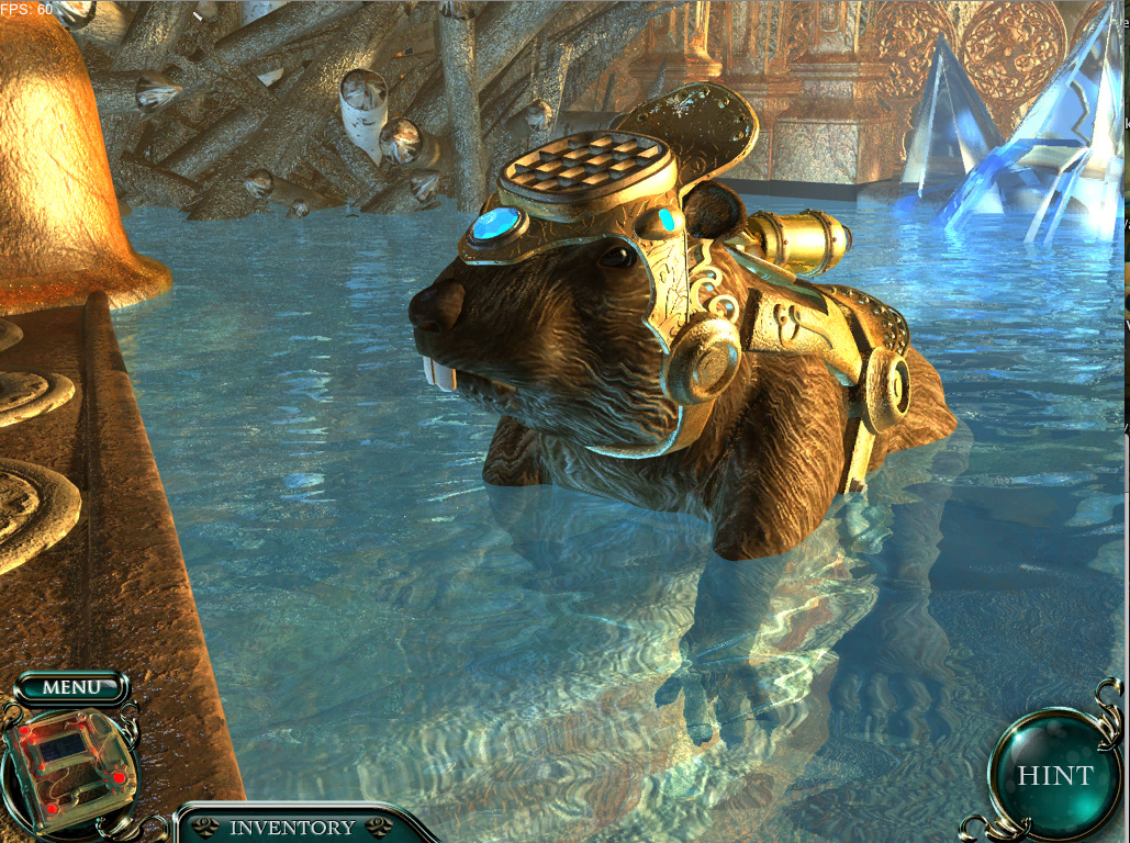 Empress Of The Deep 2: Song Of The Blue Whale screenshot