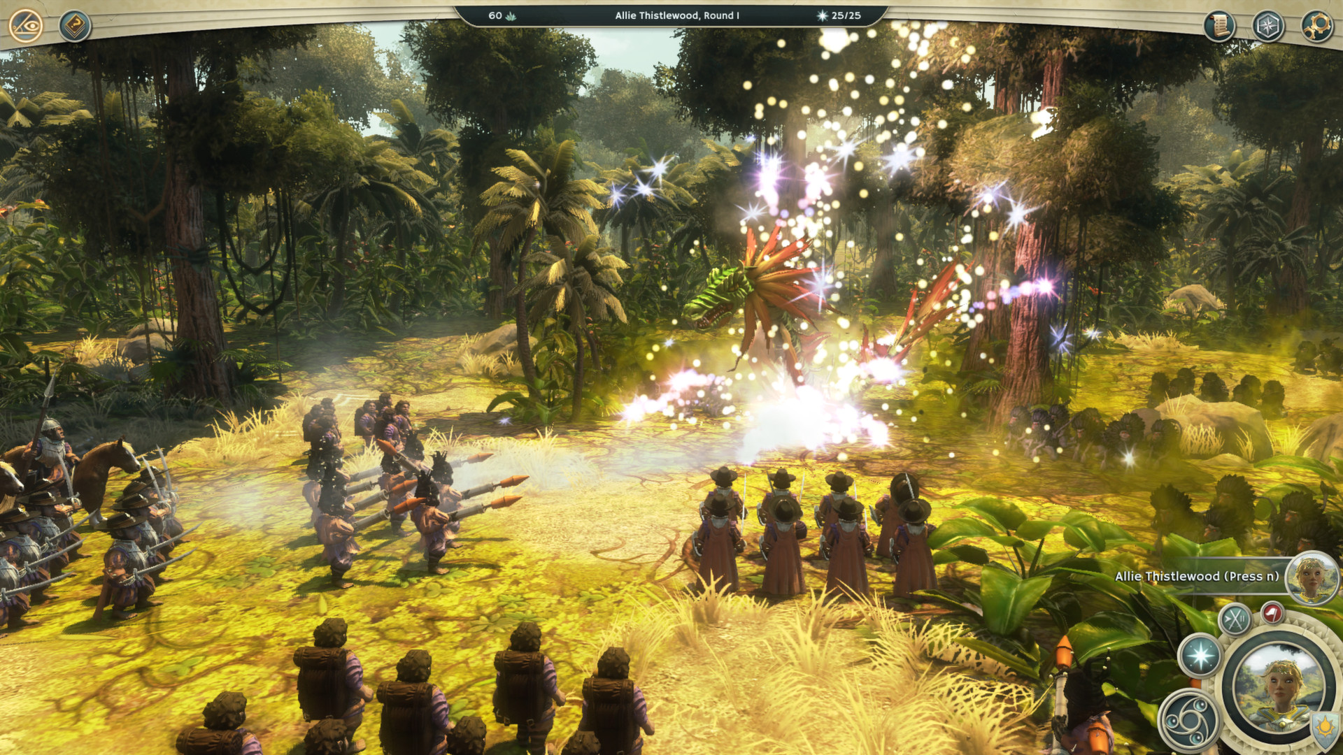 Age of Wonders III - Golden Realms Expansion screenshot