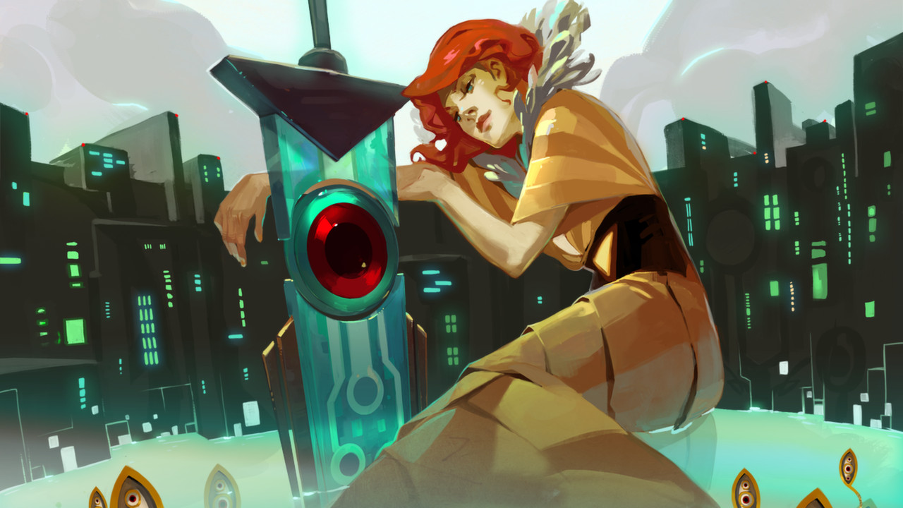 Transistor: Original Soundtrack screenshot