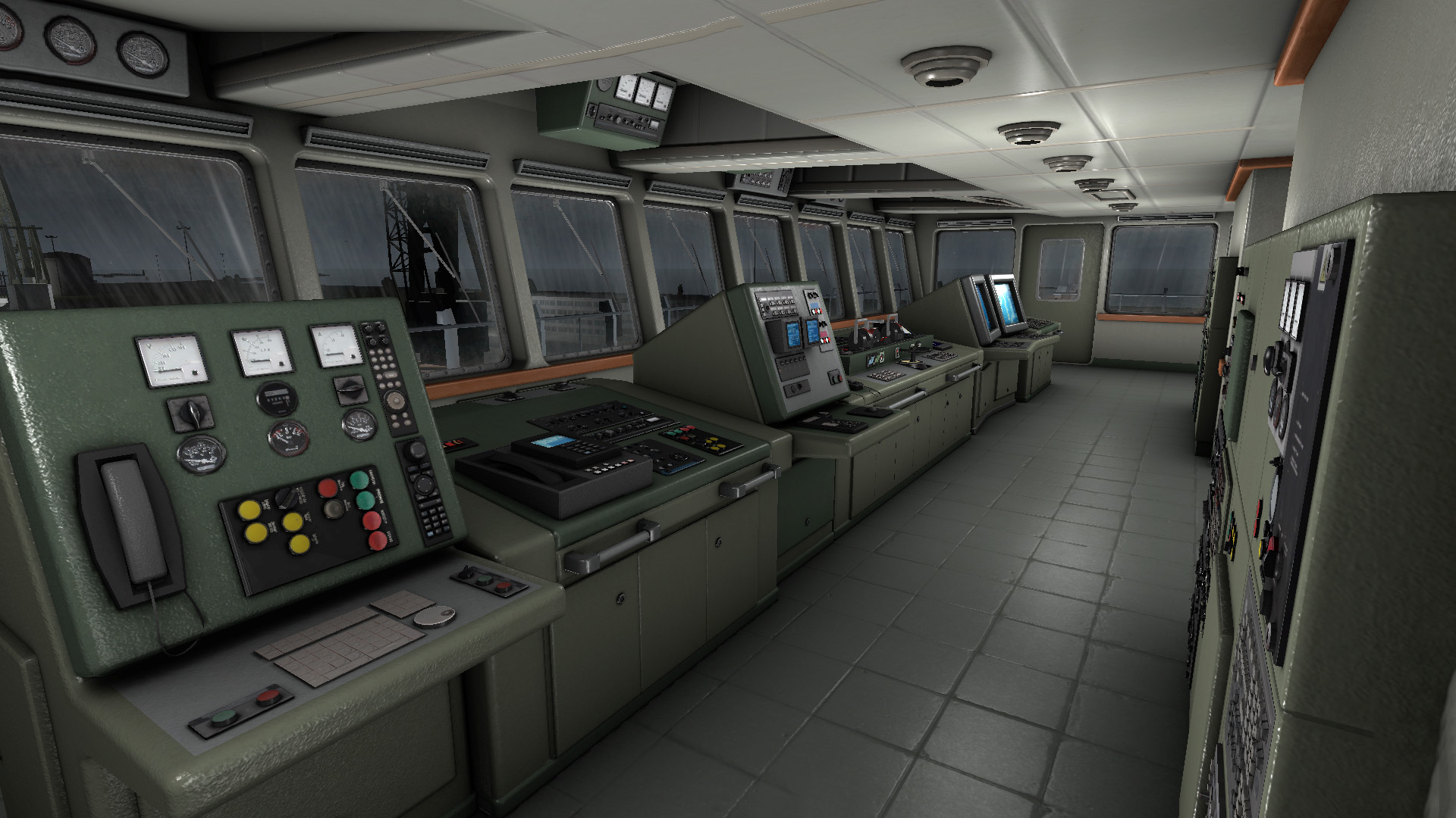 European Ship Simulator Screenshot 1