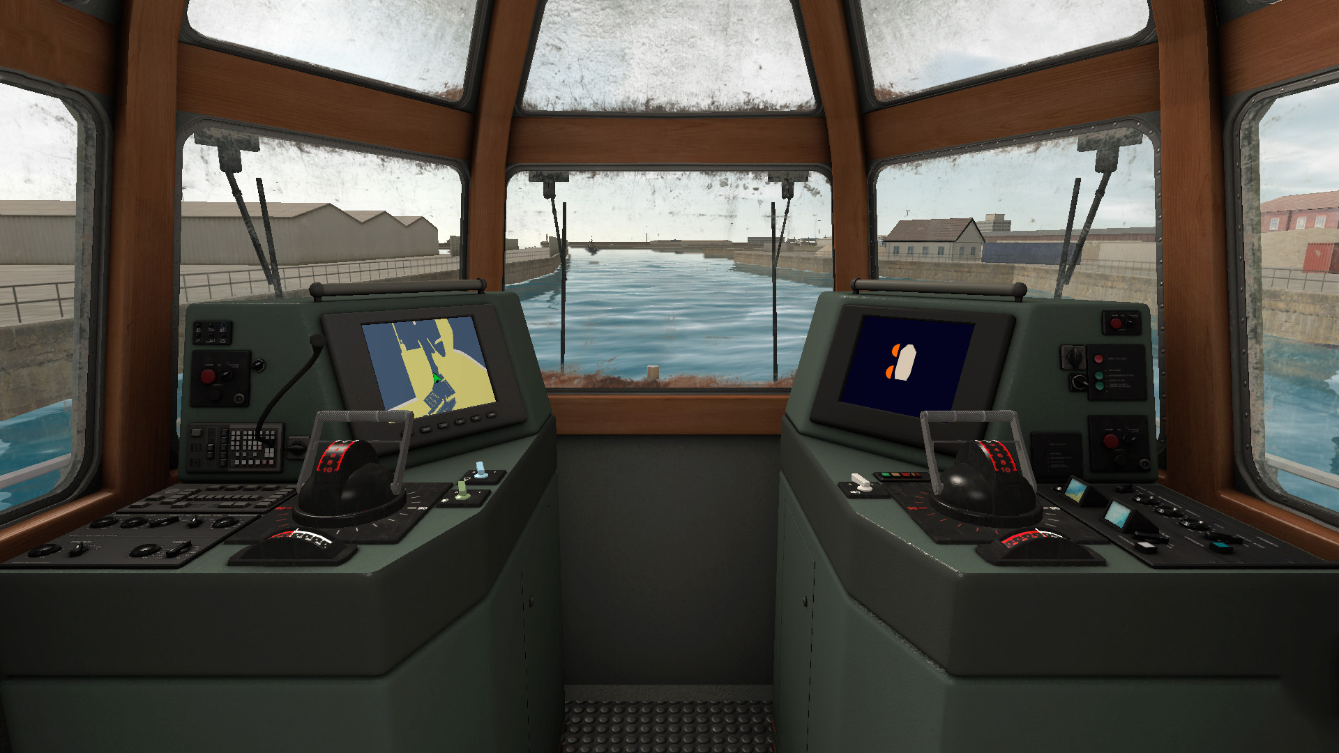 European Ship Simulator Screenshot 3