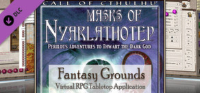 Fantasy Grounds - Call of Cthulhu: Masks of Nyarlathotep