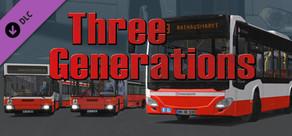 OMSI 2 Add-on Three Generations