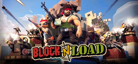 скачать игру block n load