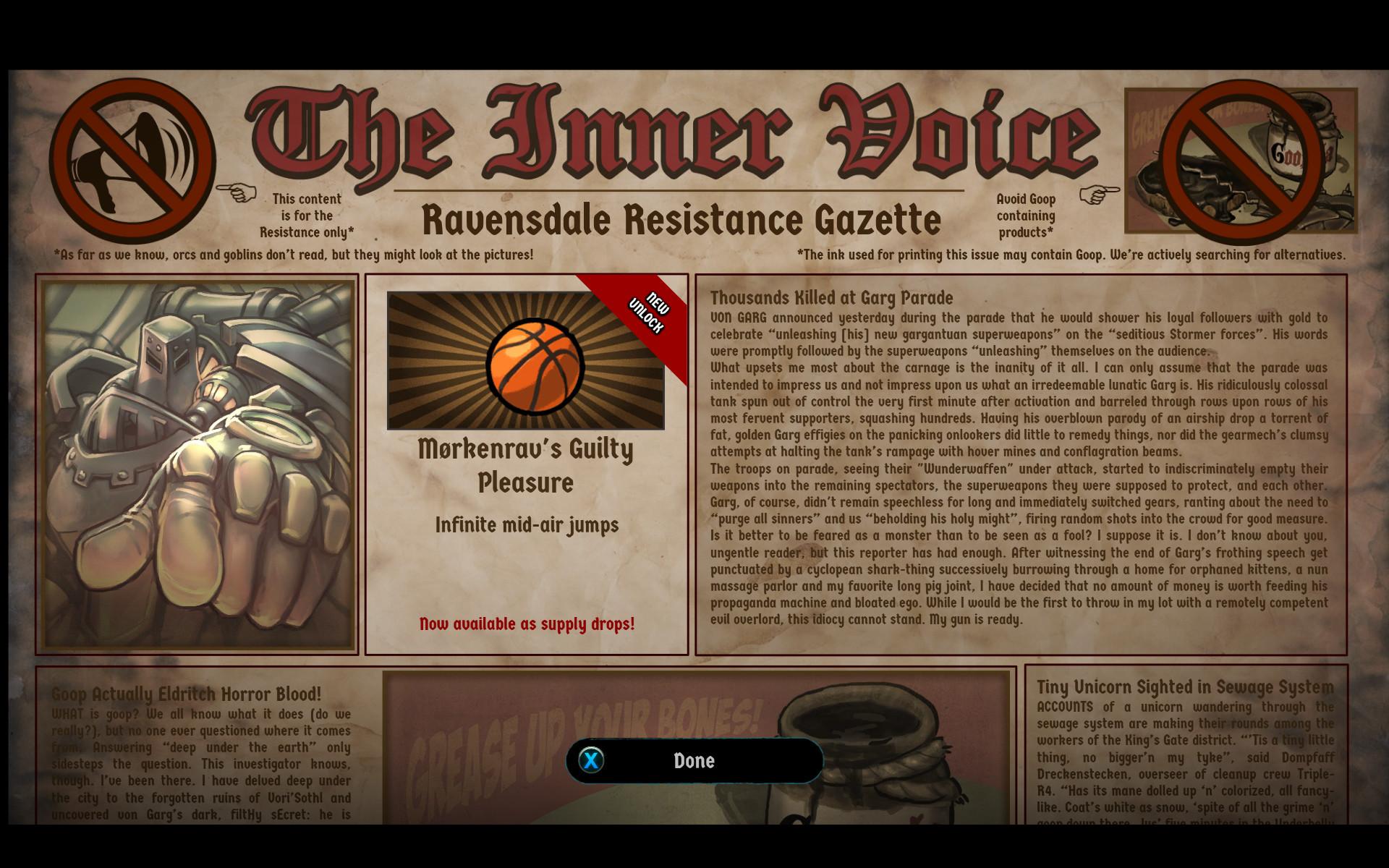 Rogue Stormers screenshot