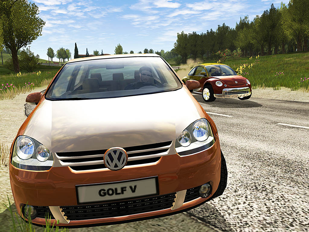 GTI Racing screenshot