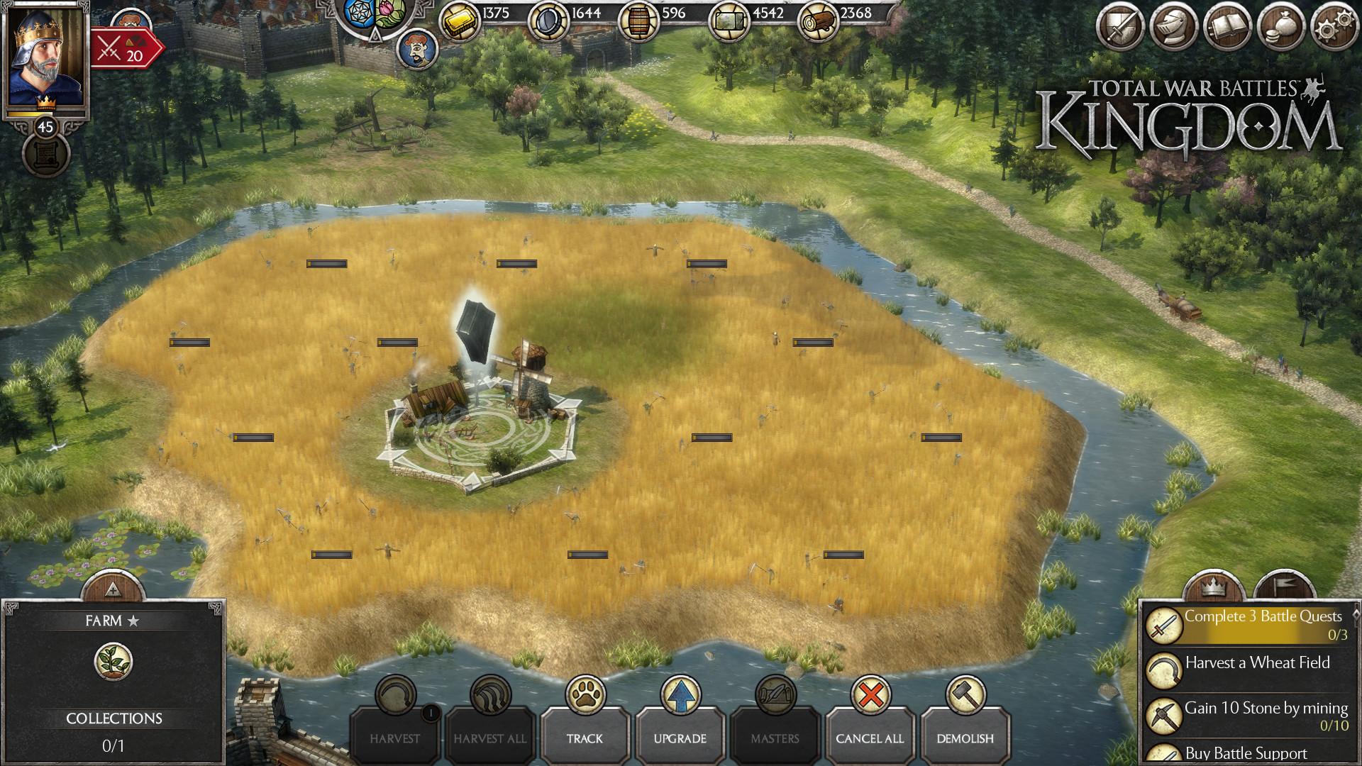 Rome Total War  Ville Liste