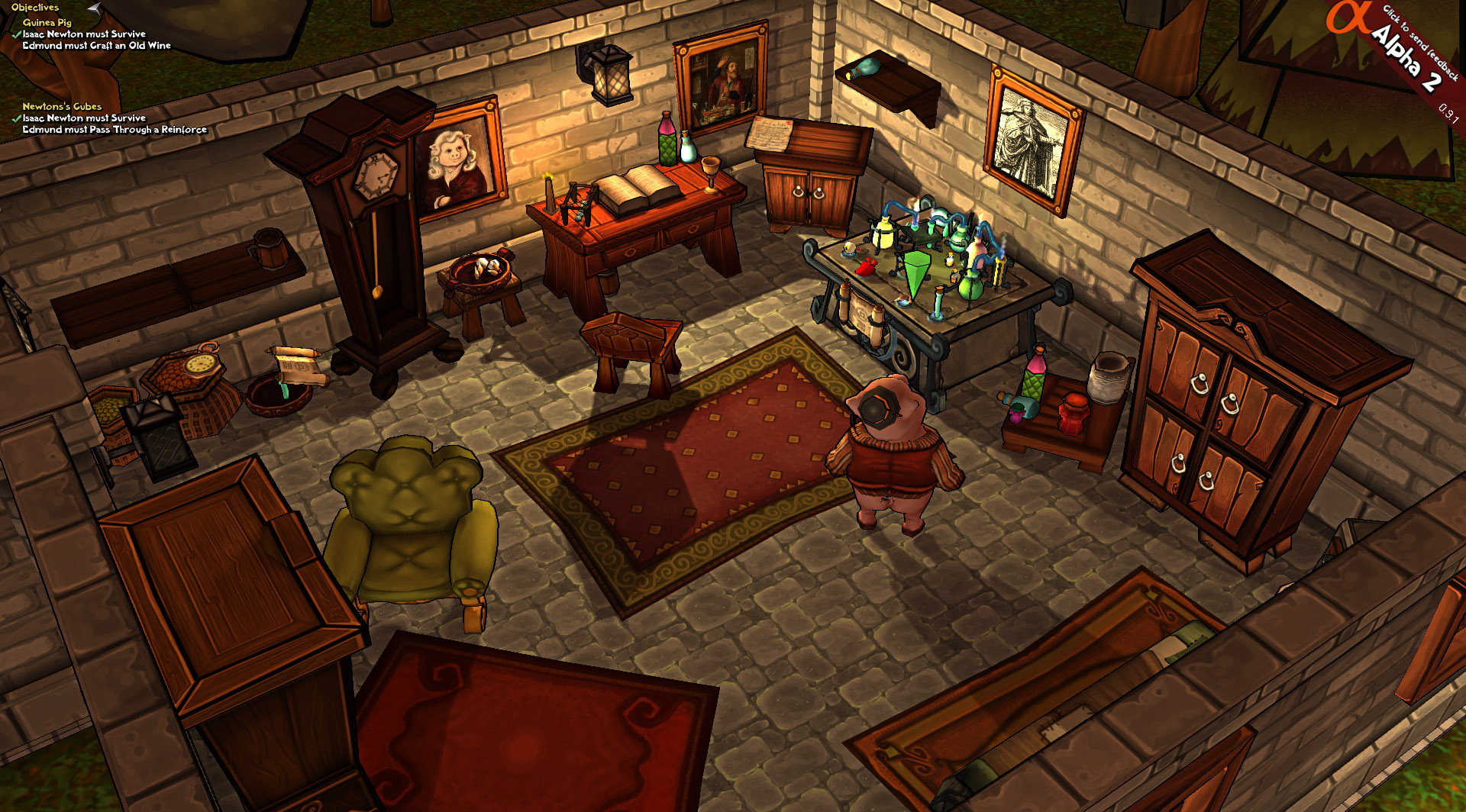 Planet of the Eyes 2015 pc game Img-3