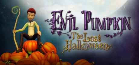 evil pumpkin is a casual adventure game with options for player to choose between point and click and hidden object game challenging puzzles rpg elements - Halloween Point And Click Games