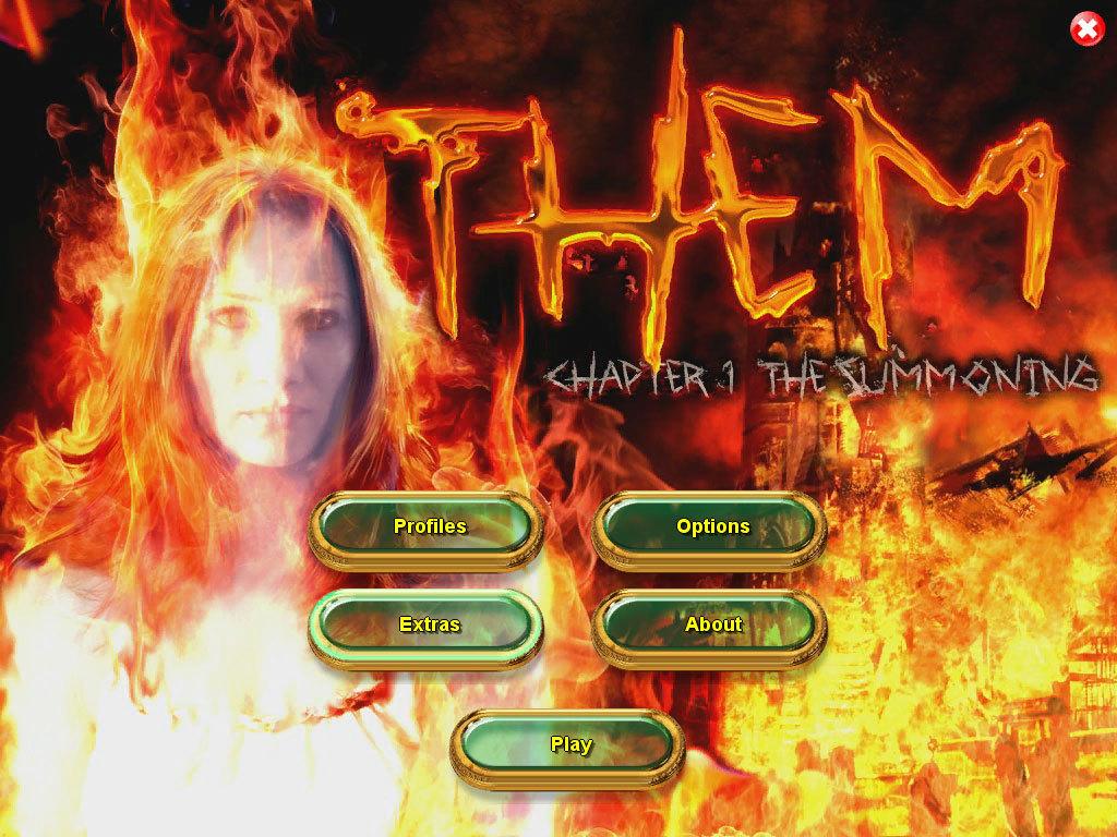 Them - The Summoning screenshot