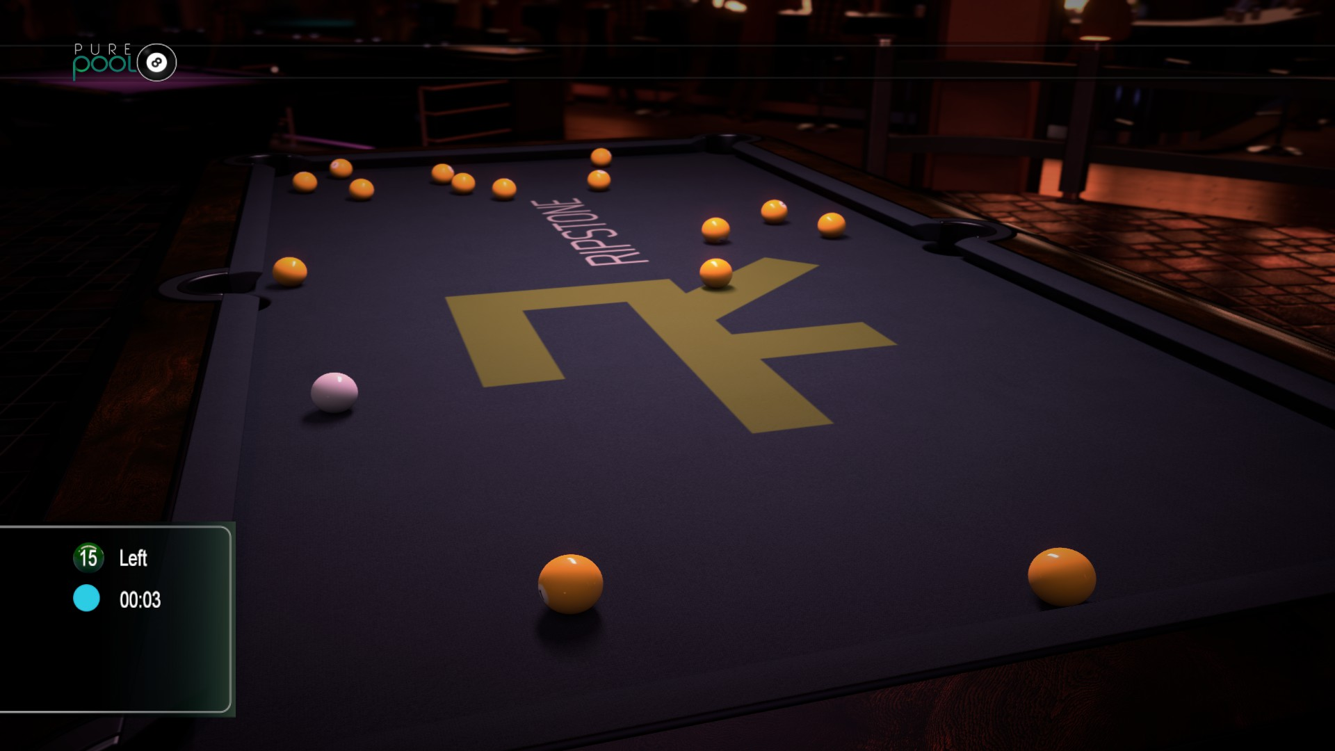 Pure Pool screenshot