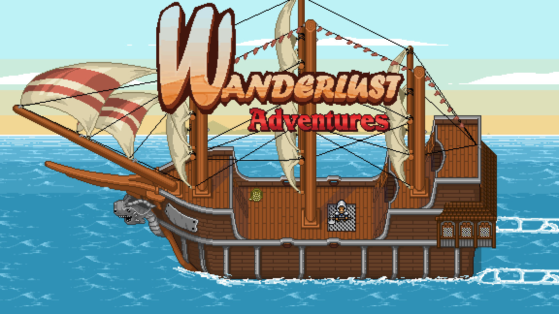 Wanderlust Adventures - Official Soundtrack screenshot