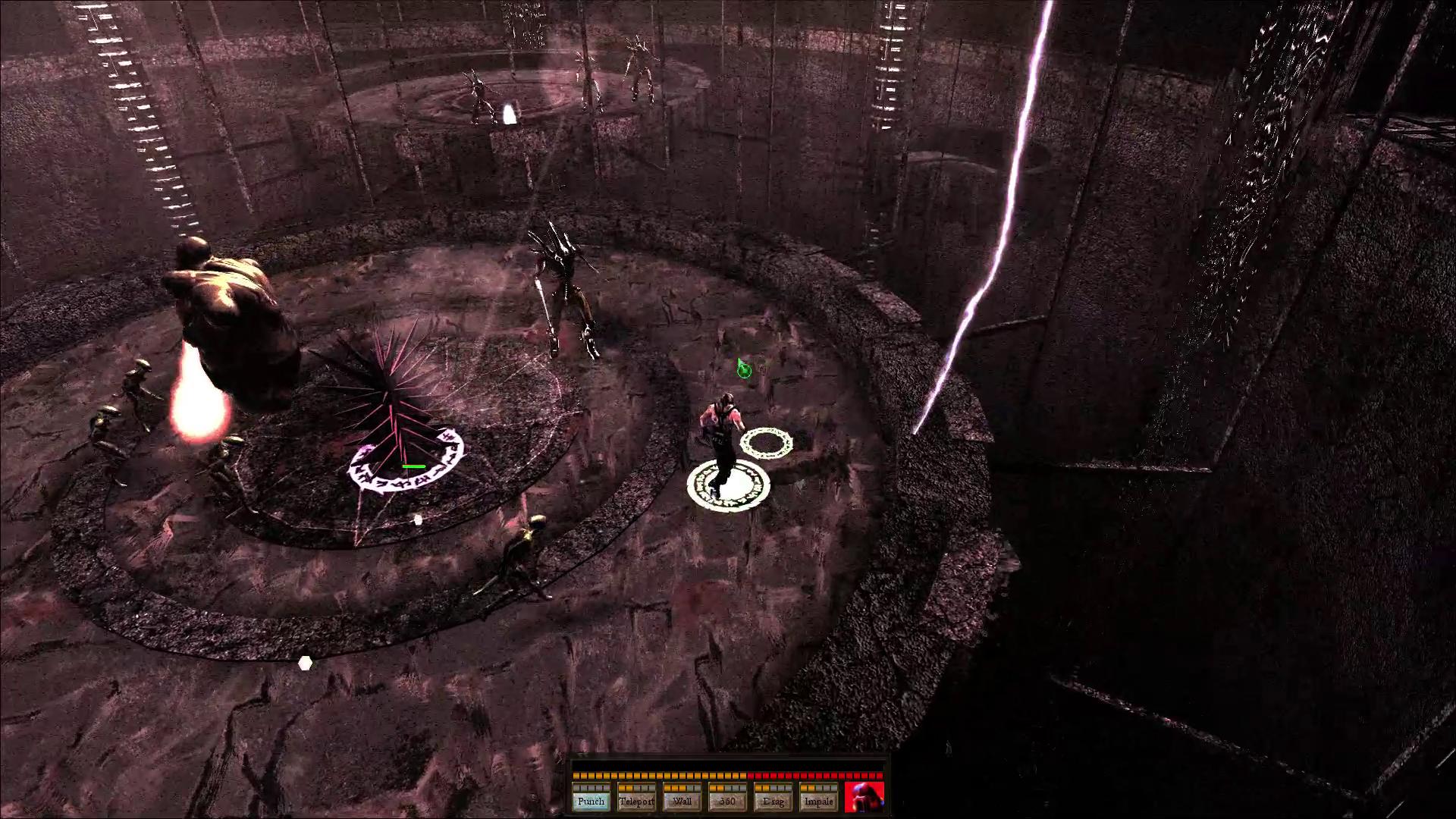 Monster Challenge Circus screenshot