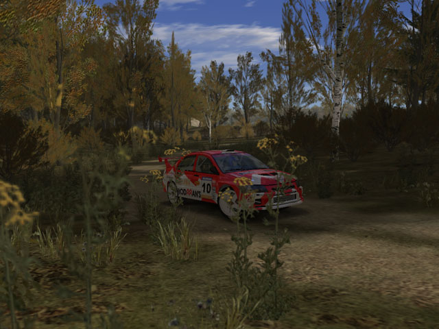 Xpand Rally screenshot