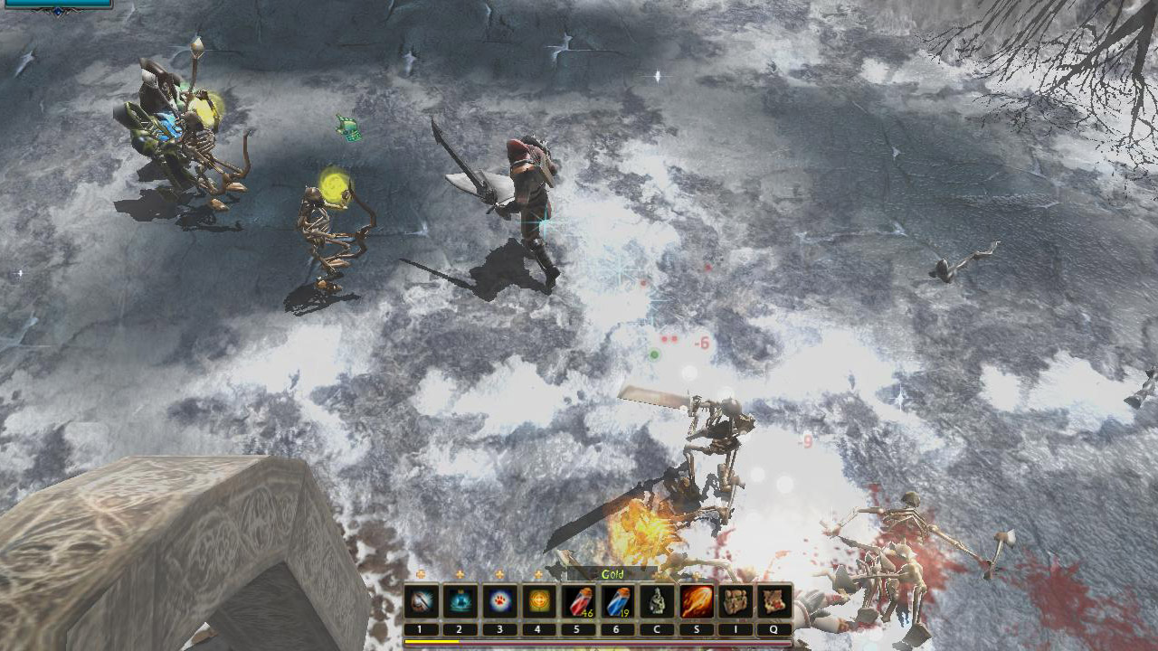 Legends of Persia screenshot