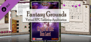 Fantasy Grounds - 3.5E/PFRPG: A01: Crypt of the Sun Lord