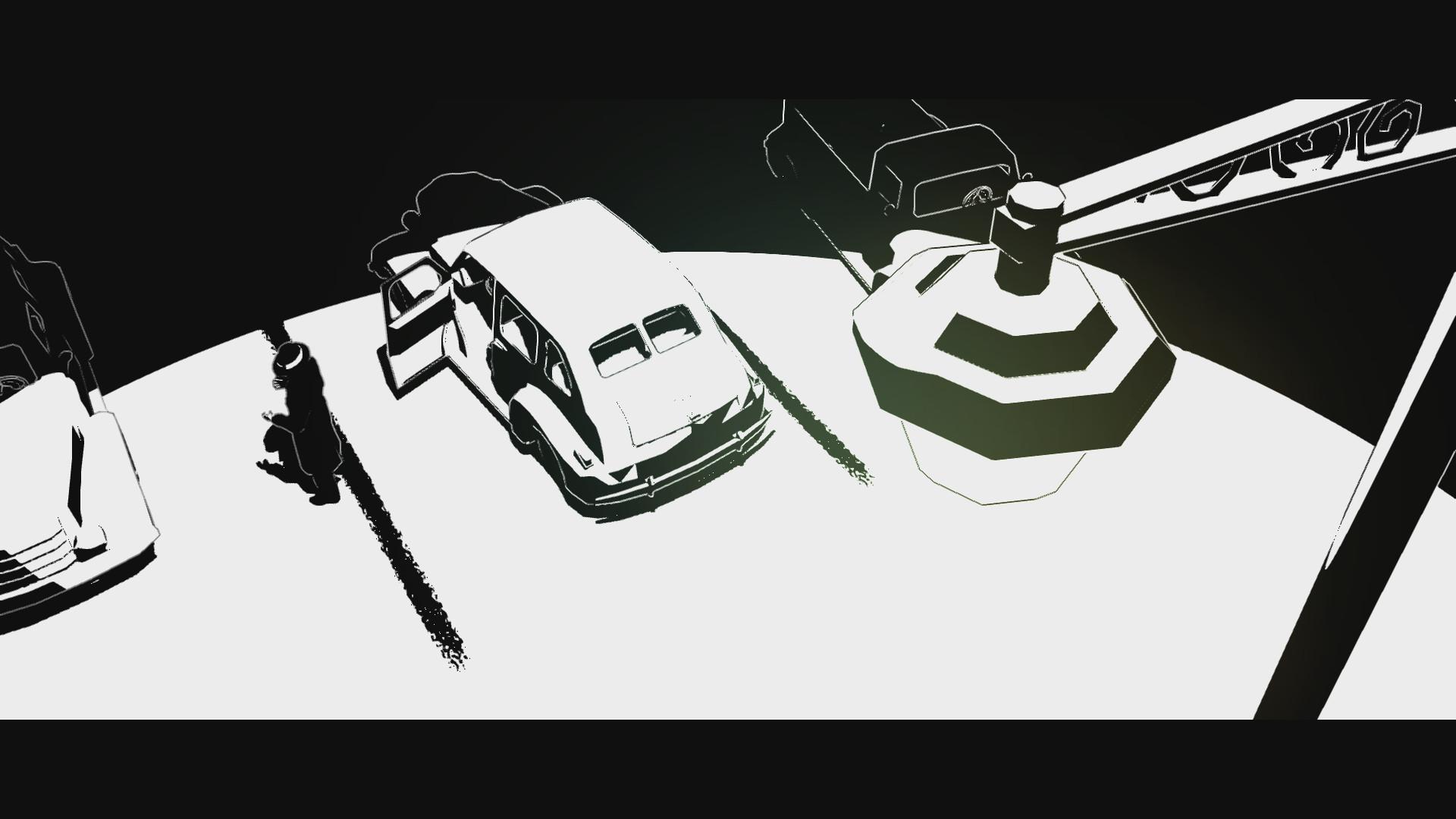 Игра White Night под Linux