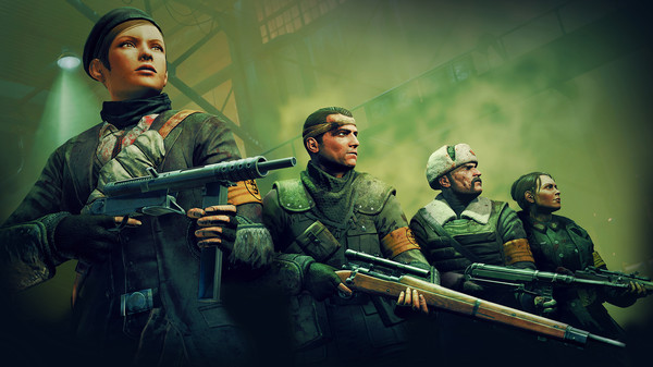 Zombie Army: Trilogy (PC) 2015