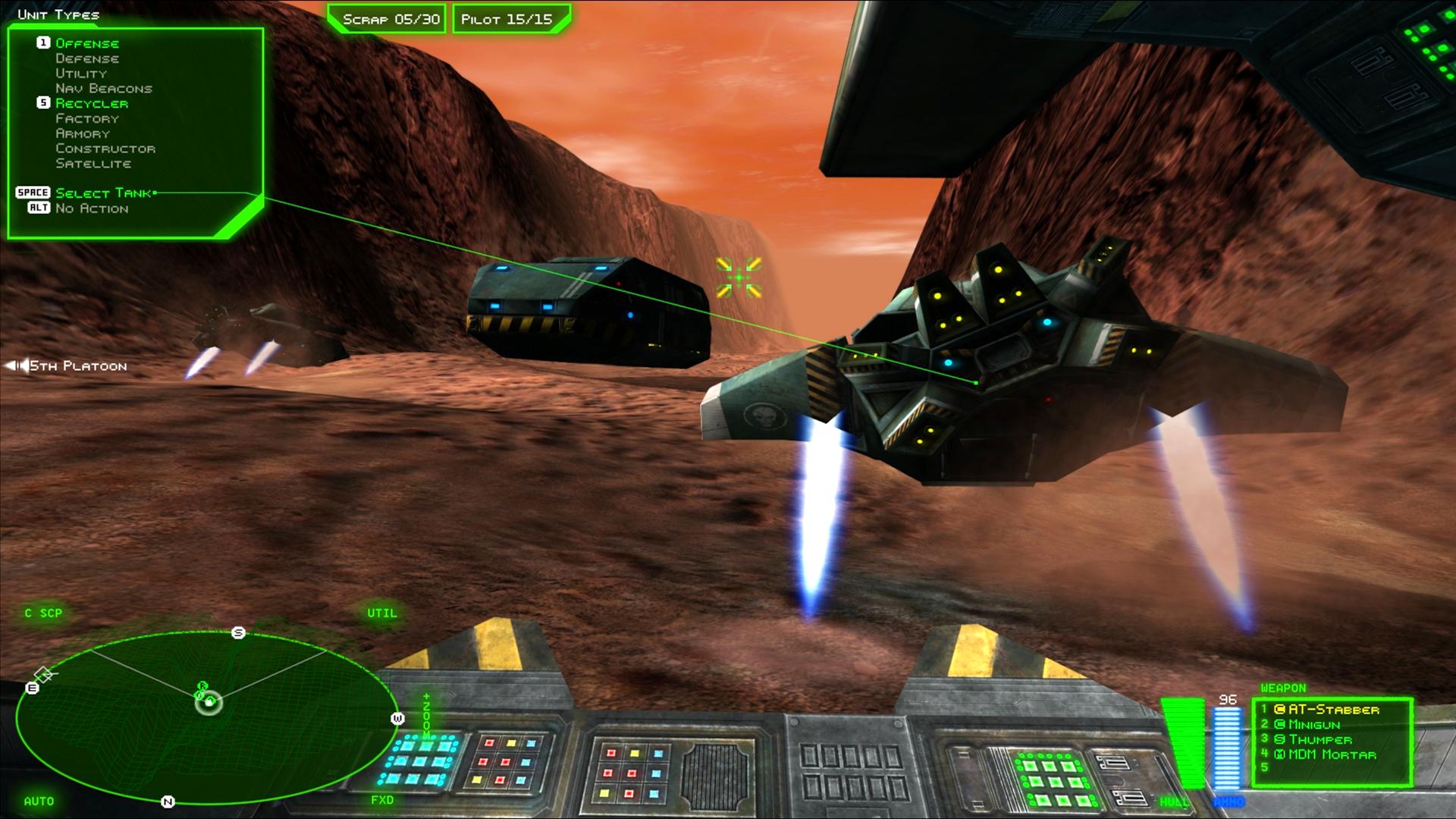 Battlezone 98 Redux Gameplay 3