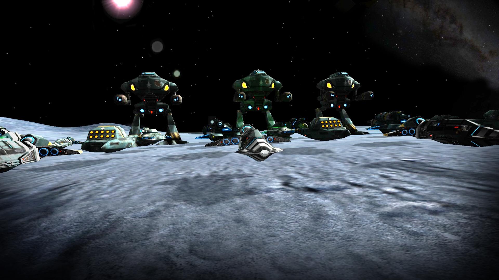 Battlezone 98 Redux screenshot