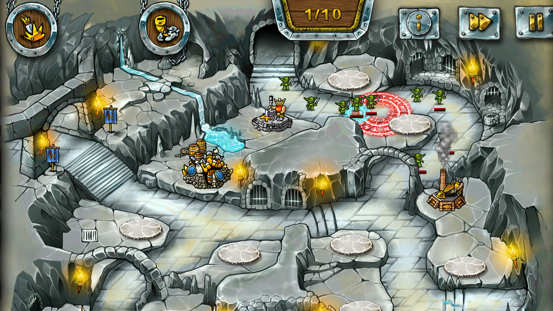 300 Dwarves screenshot