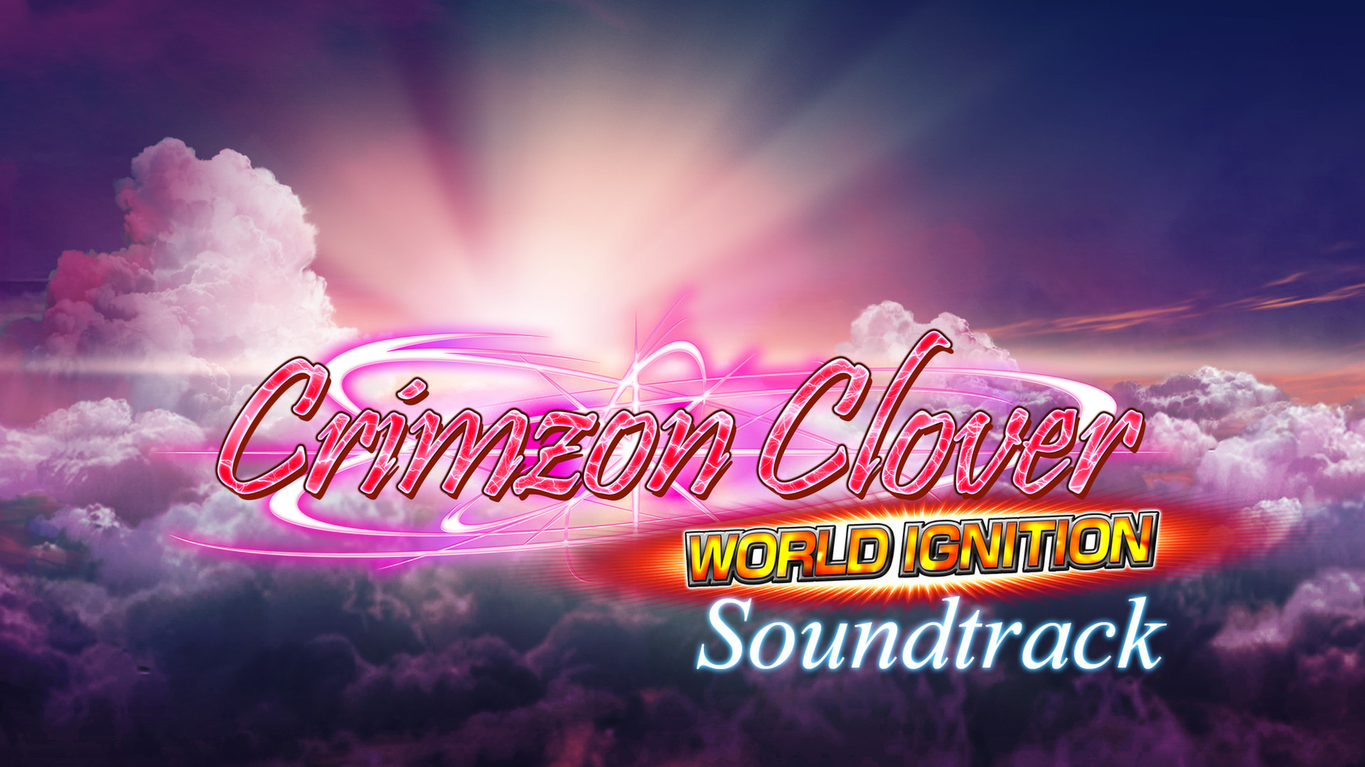 Crimzon Clover WORLD IGNITION - Soundtrack screenshot