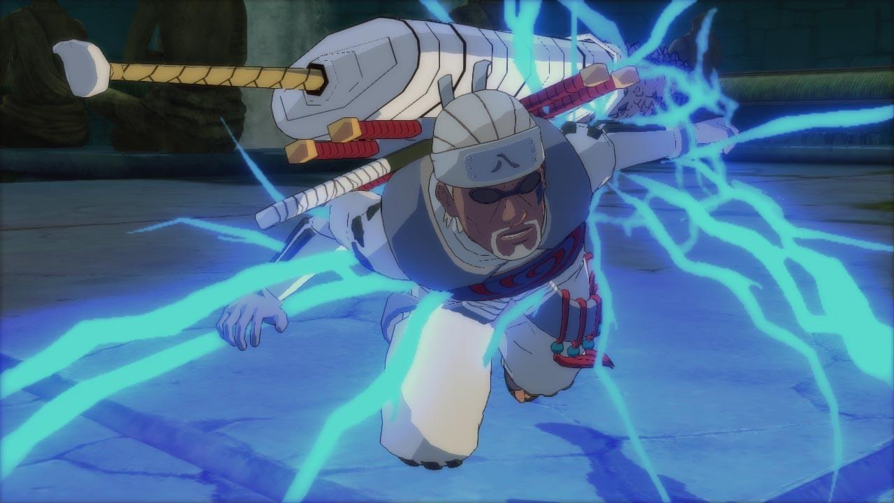 NARUTO SHIPPUDEN: Ultimate Ninja STORM Revolution - DLC4 Jinchuriki Costume Pack 1 screenshot