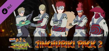 NARUTO SHIPPUDEN: Ultimate Ninja STORM Revolution - DLC5 Jinchuriki Costume Pack 2