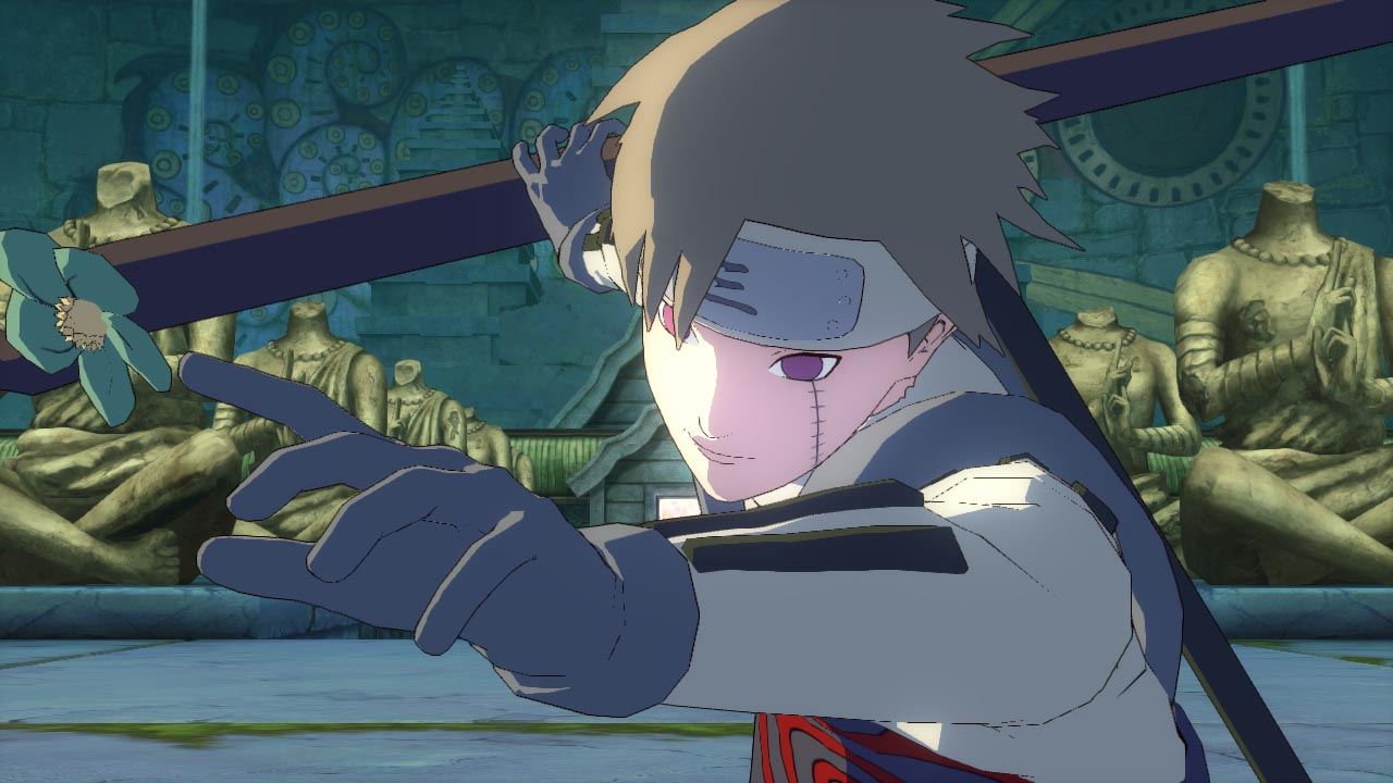 NARUTO SHIPPUDEN: Ultimate Ninja STORM Revolution - DLC5 Jinchuriki Costume Pack 2 screenshot