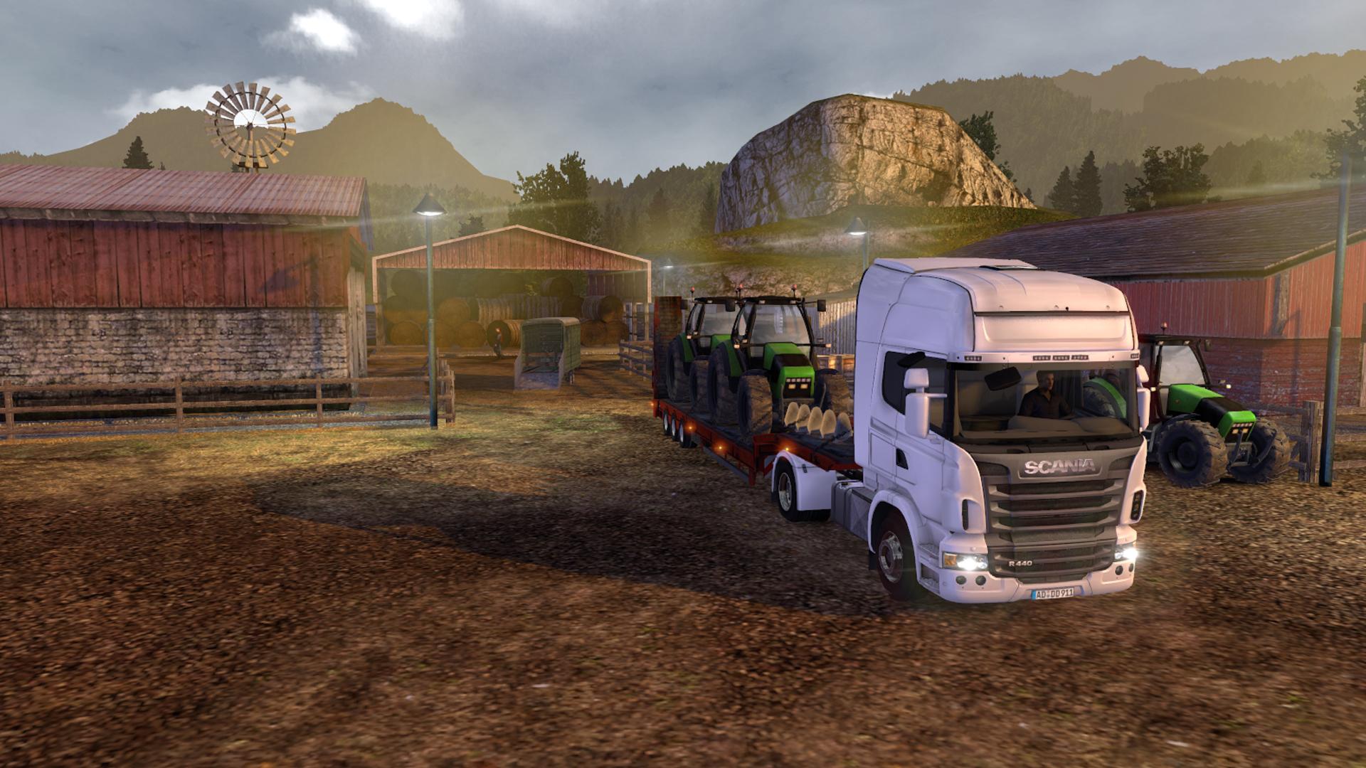 Trucks & Trailers [2011/RUS]