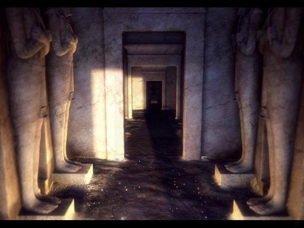 The Egyptian Prophecy: The Fate of Ramses screenshot