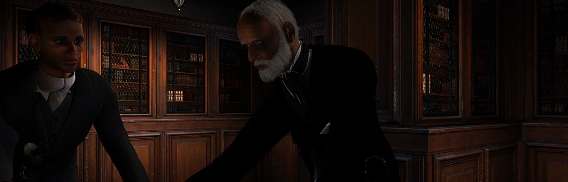 The Cameron Files: The Secret at Loch Ness screenshot