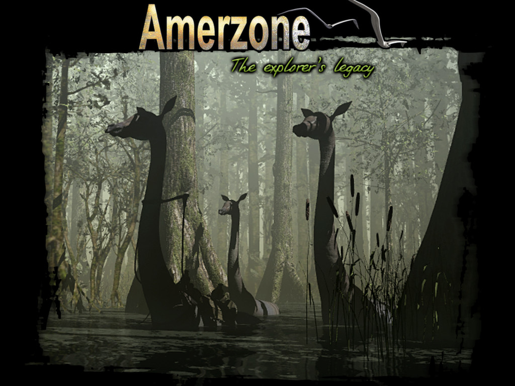 Amerzone: The Explorer's Legacy screenshot