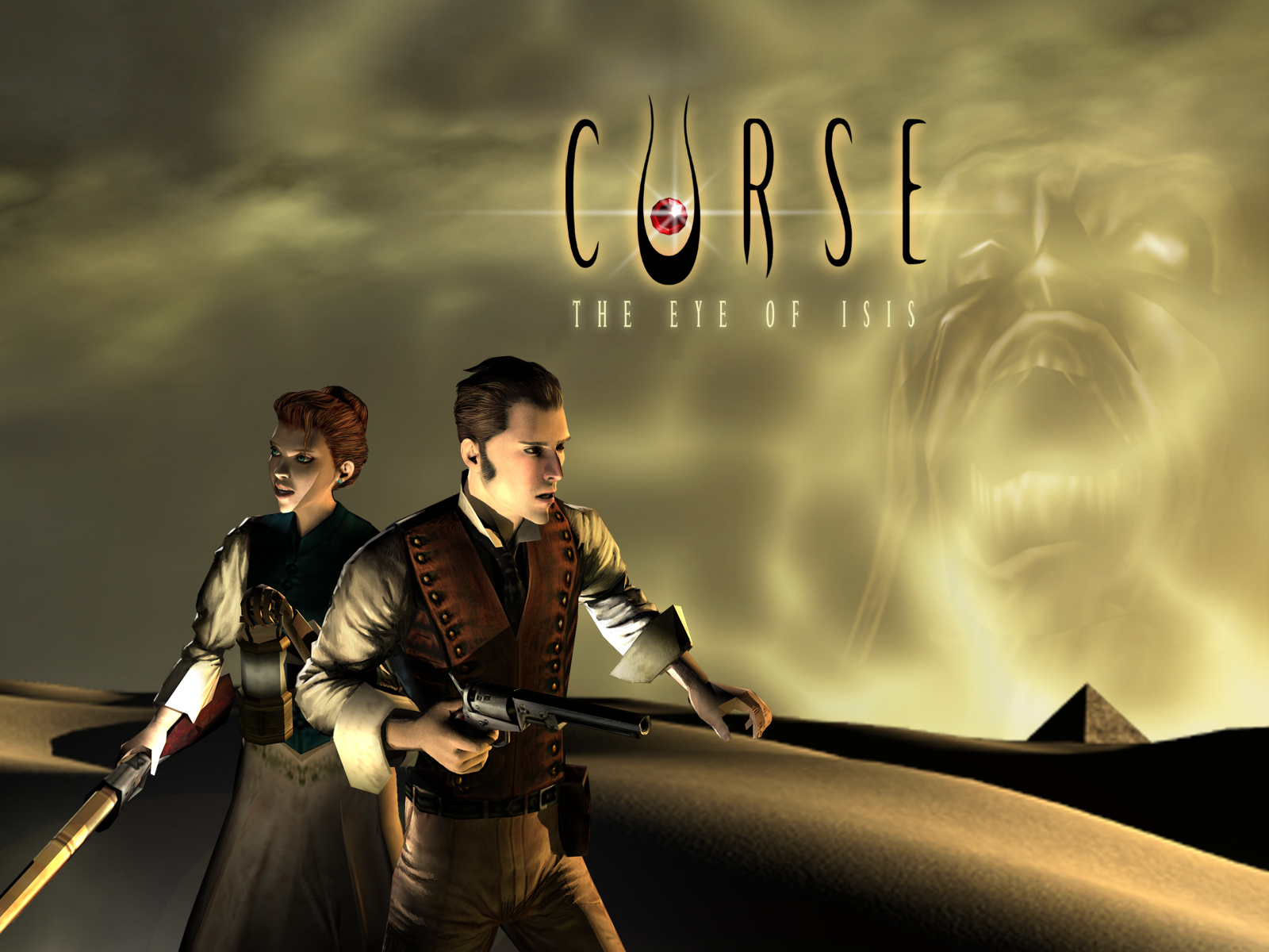 Curse: The Eye of Isis screenshot