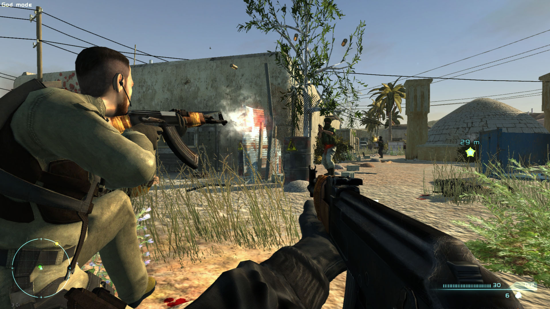 Manhunter screenshot