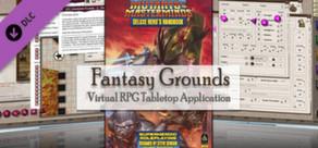 Fantasy Grounds - Mutants & Masterminds Ruleset