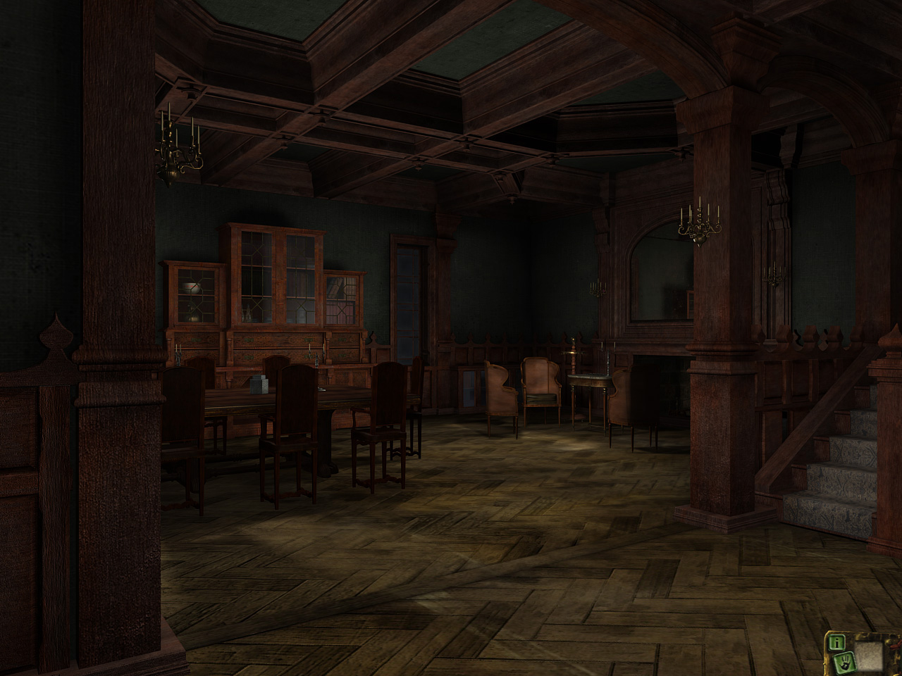 Necronomicon: The Dawning of Darkness screenshot