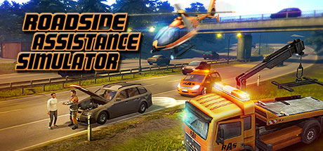 Car Driving Games >> Roadside Assistance Simulator on Steam
