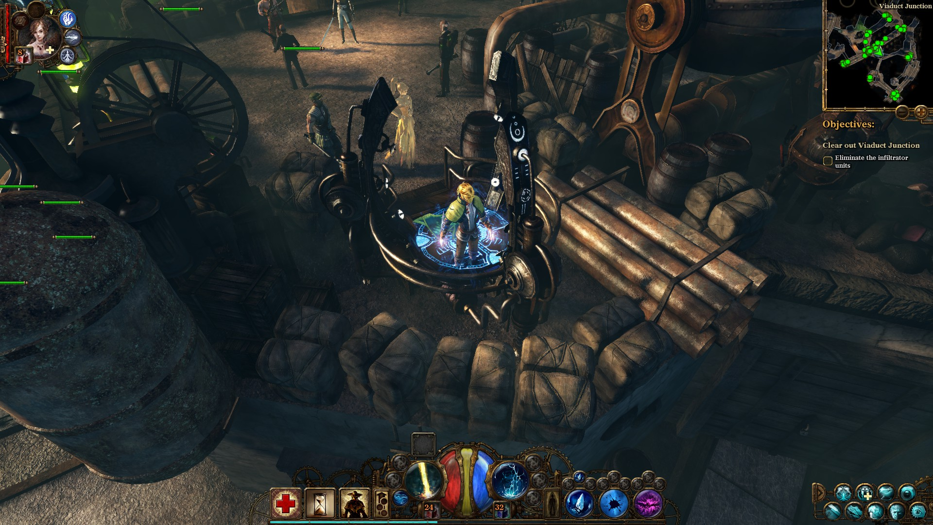 Van Helsing II: Magic Pack screenshot