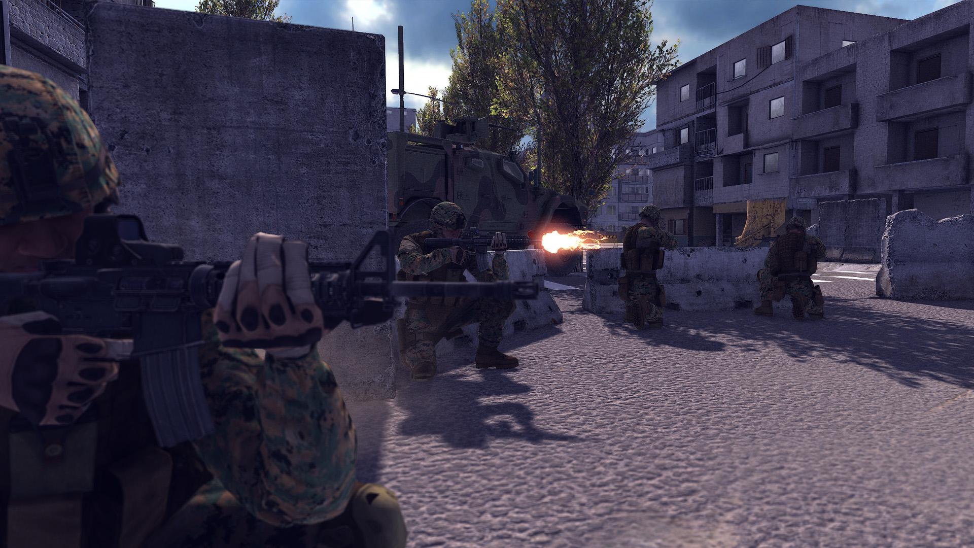 Call to Arms screenshot