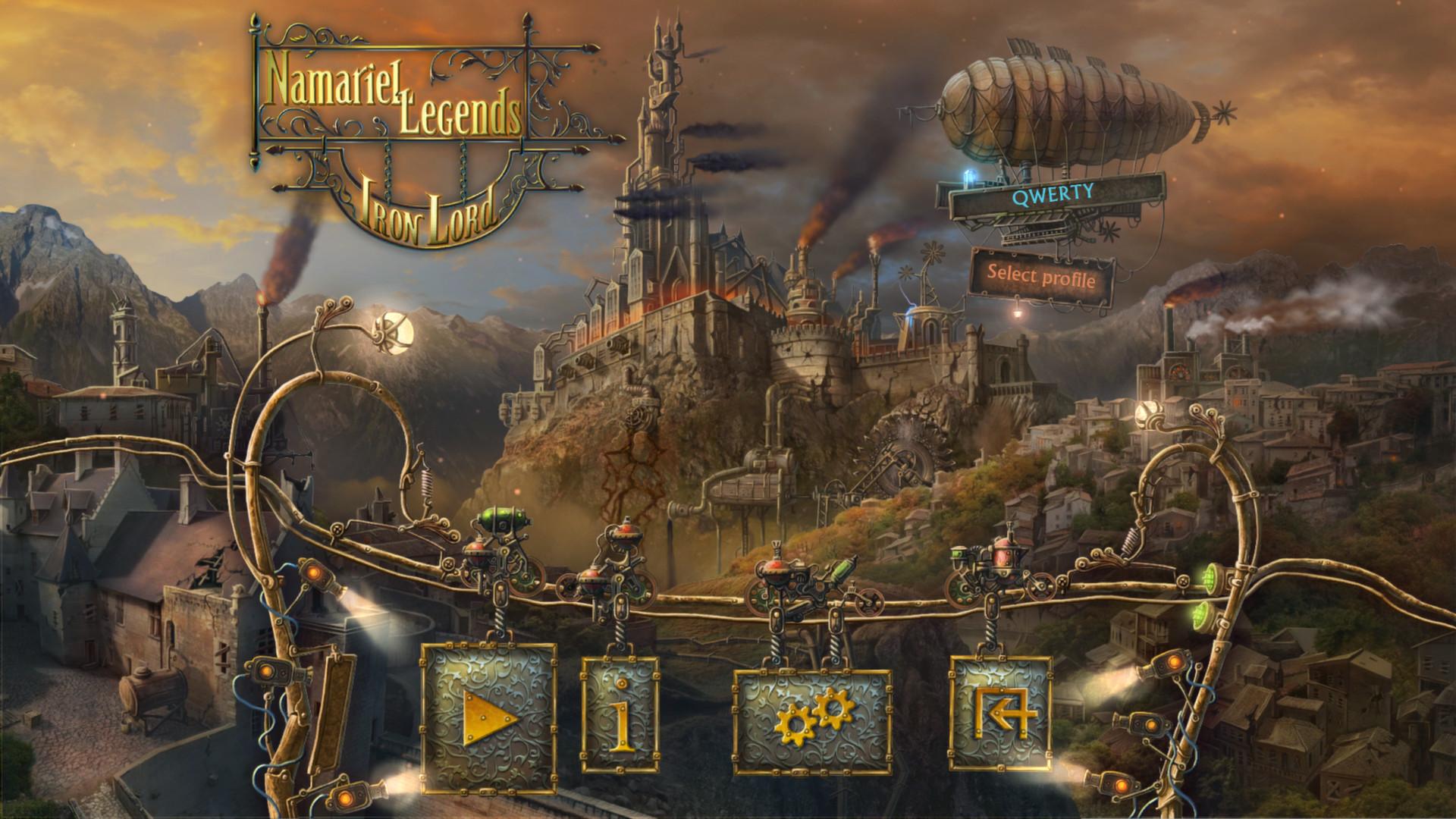 Namariel Legends: Iron Lord Premium Edition screenshot