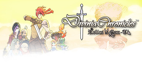 Divinia Chronicles: Relics of Gan-Ti