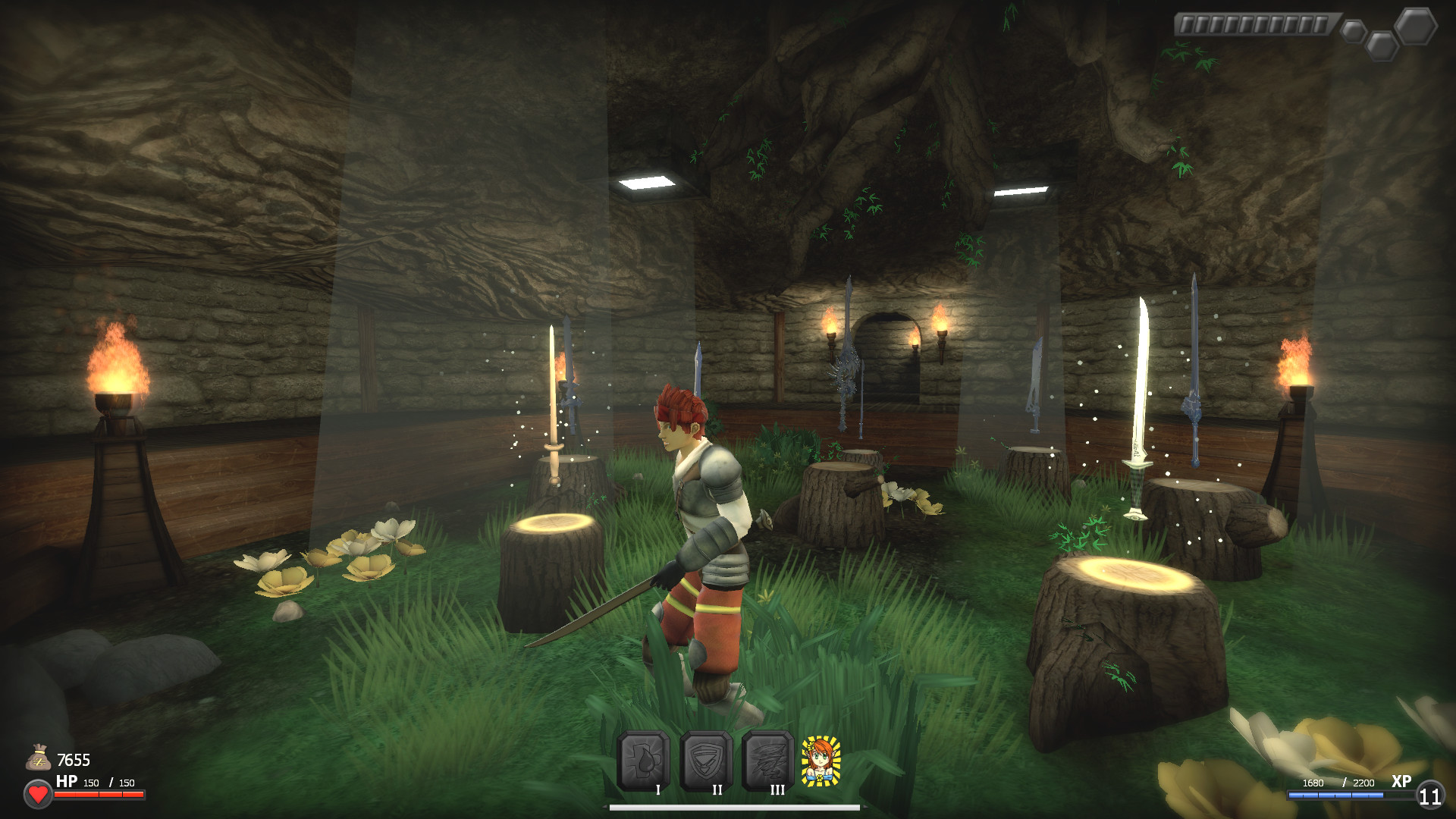 Divinia Chronicles: Relics of Gan-Ti screenshot
