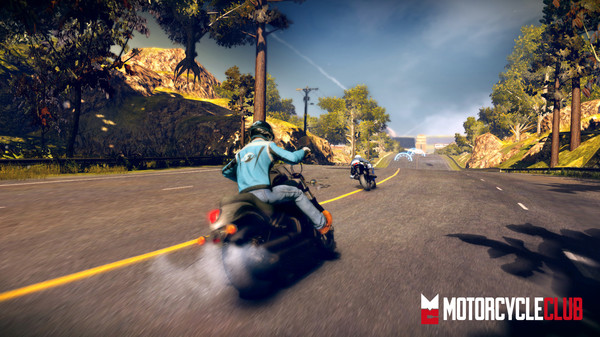 Motorcycle Club (PC) 2014