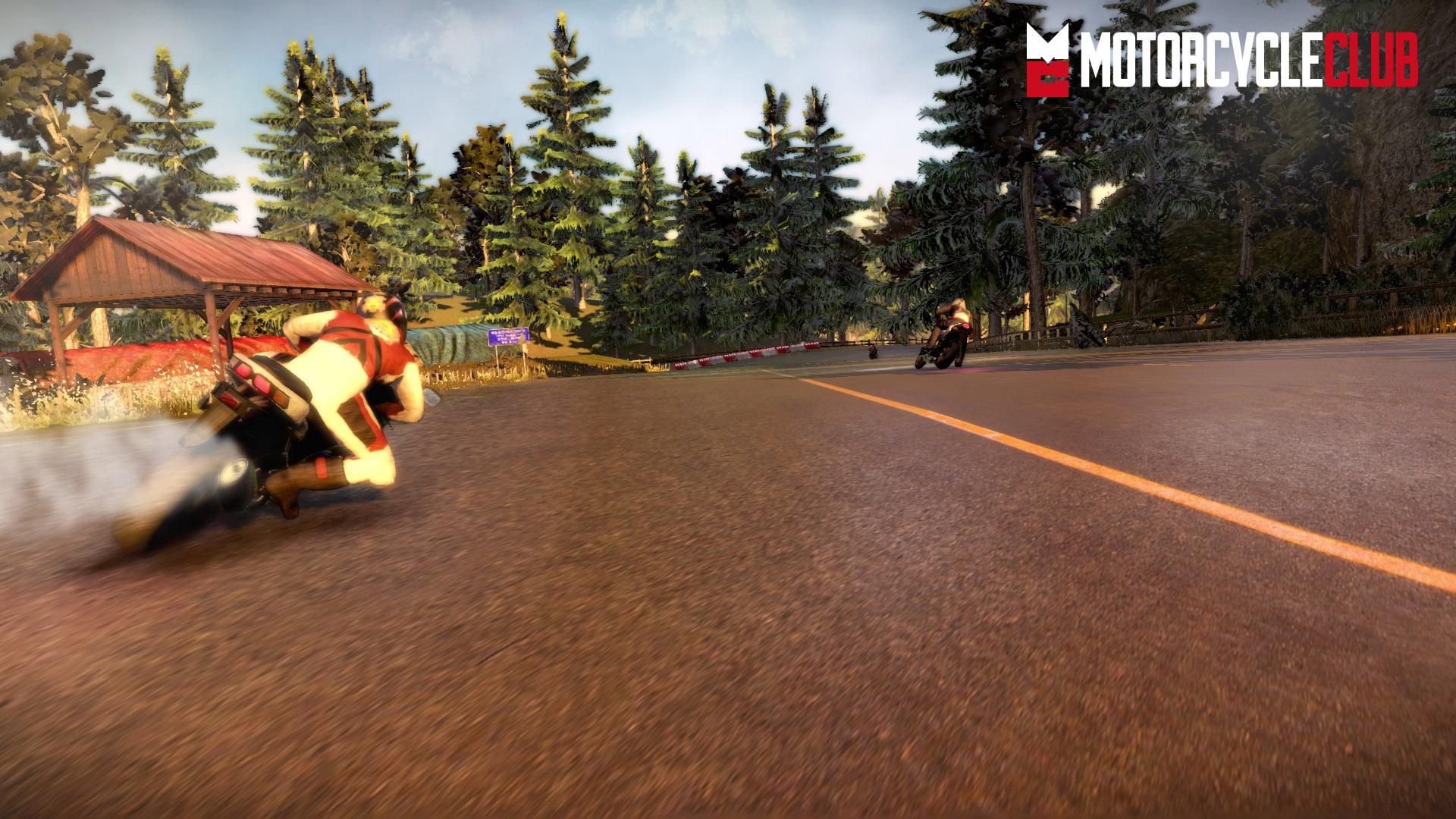 Motorcycle Club (2014) PC | Лицензия